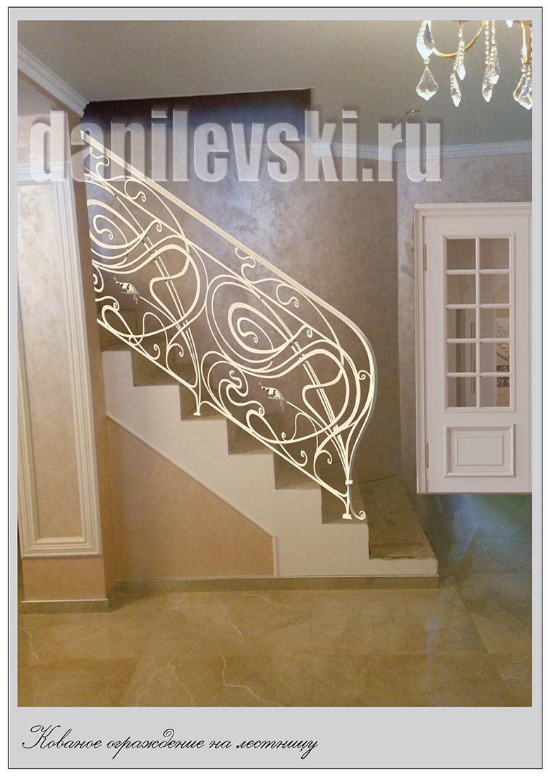 Ковка-лестница