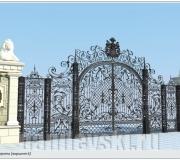 кованые ворота-2