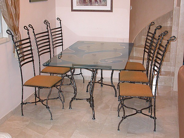 dining-set-wrought-iron-glass-bt01-1