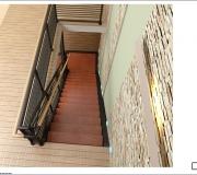 Лестница металлическая визуализация - 4
